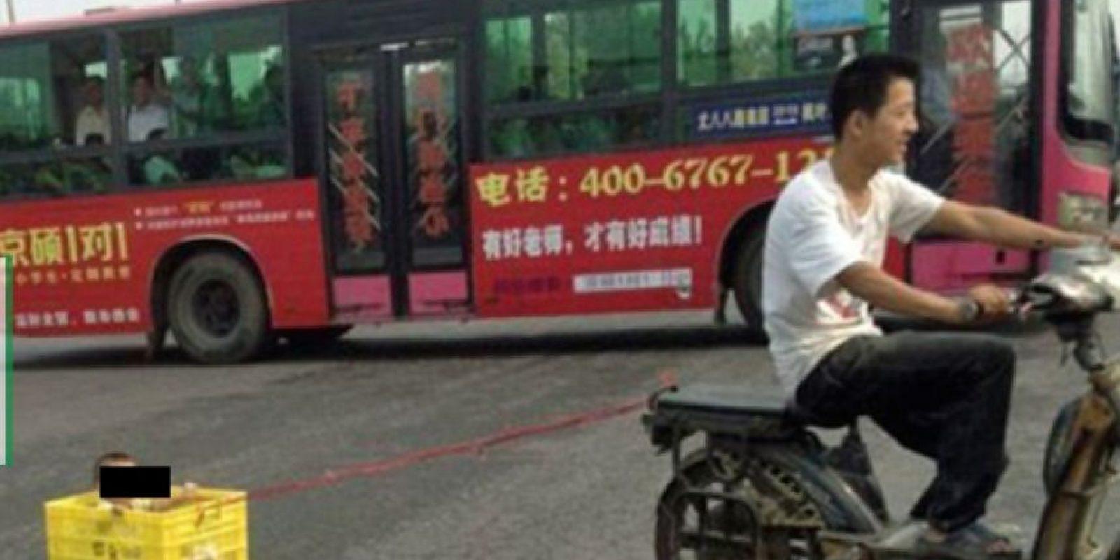 Forma de transporte segura Foto:Oddee