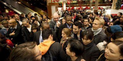 Según Muy Interesante, el Black Friday marca el inicio de la temporada de ventas navideñas. Foto:Getty