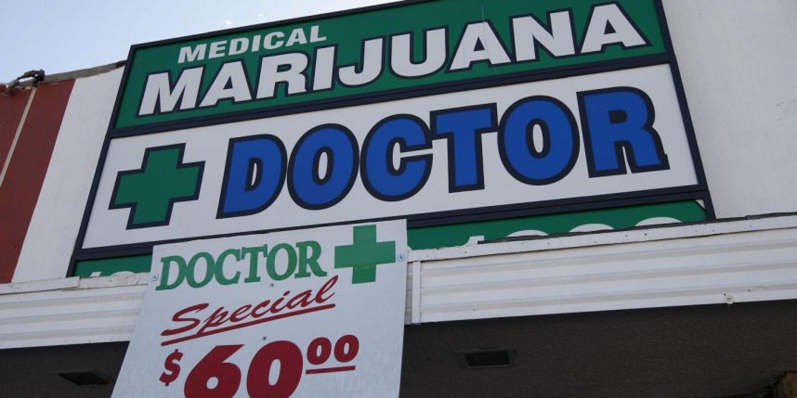 Los efectos psicoactivos de la marihuana medicianl son más débiles. Foto:Getty Images