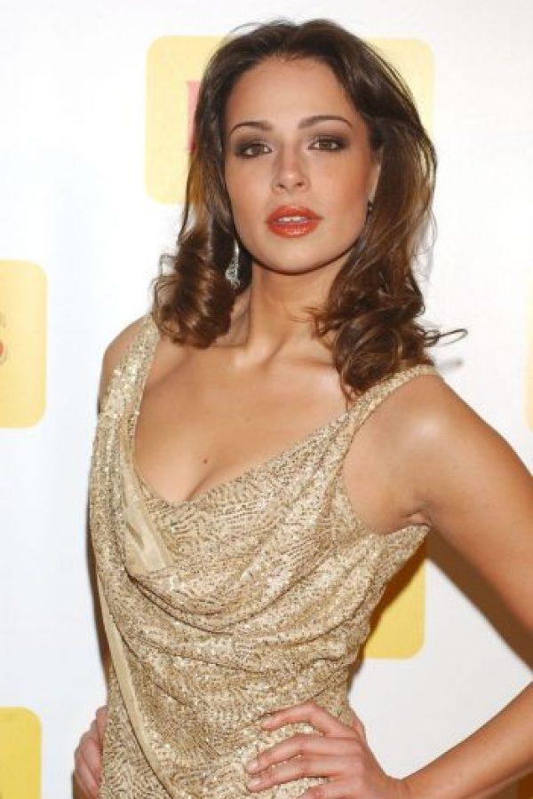 Eva González fue ganadora de Miss España en 2003. Foto:Getty Images