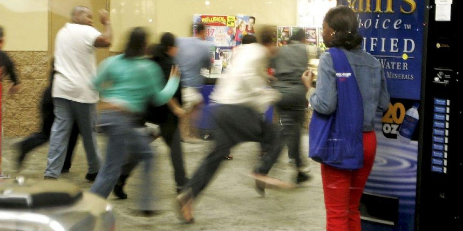 El evento se ha caracterizado por la euforia de los consumidores. Foto:Getty