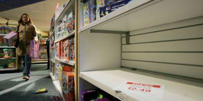 """Las ventas del Black Friday o """"Viernes Negro"""" se dan un día después de la celebración del Día de Acción de Gracias. Foto:Getty"""