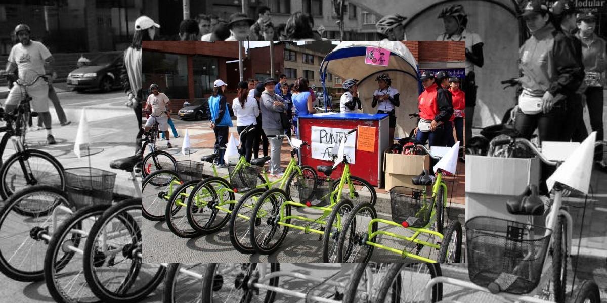 Más bicis para estudiantes de Bogotá