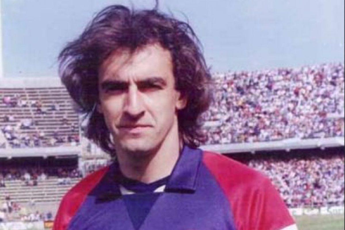 El 'Charrúa' estuvo durante 20 partidos en el arco de Millonarios, no fue gran protagonista en su paso por Bogotá. Sus mayores reconocimientos llegaron en su etapa como entrenador.