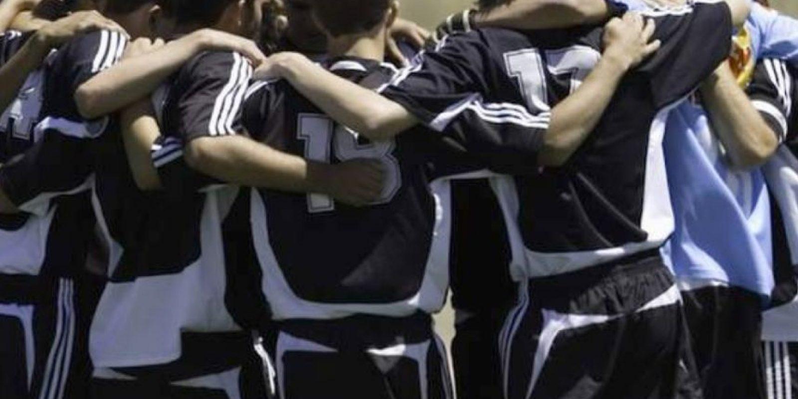 El equipo amateur de Francia llegó con muchas ausencias a su partido ante el Tipigny Foto:http://asmg.footeo.com