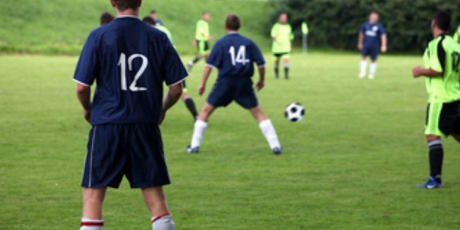 Al final fueron humillados 20-0 Foto:http://asmg.footeo.com