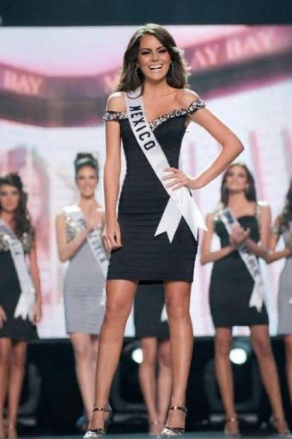 Jimena Navarrete resultó ganadora en Miss Universo 2000. Foto:twitter.com/ximenaNR