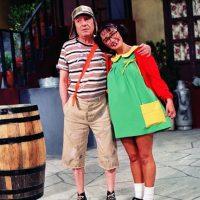 Tuvo problemas legales con Bolaños por su personaje, al que siguió interpretando Foto:Televisa
