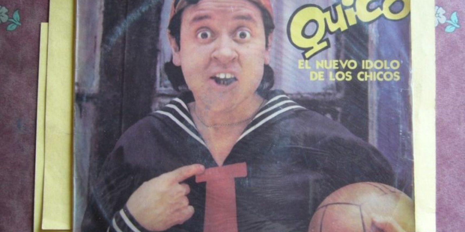 Tiene 6 hijos, se casó tres veces y siempre andó con su personaje en toda Latinoamérica por pleitos con Roberto Gómez Bolaños Foto:Televisa