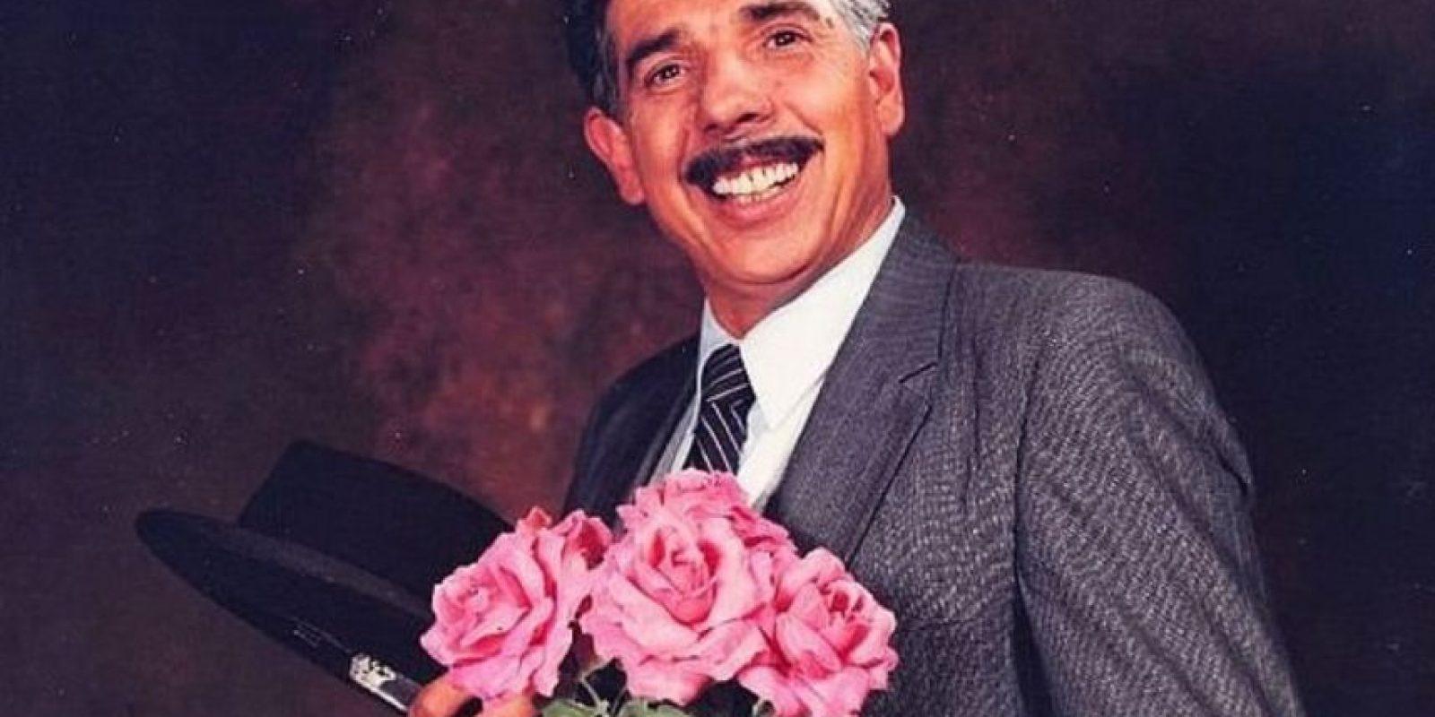 Siempre acompañó a Gómez Bolaños en sus programas humorísticos Foto:Televisa