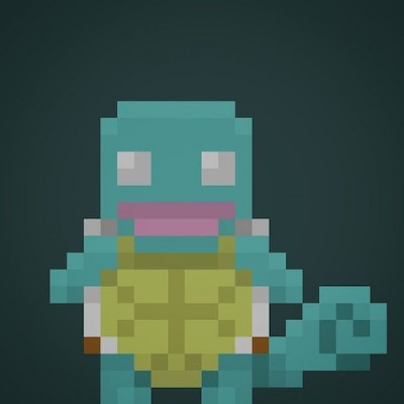 Squirtle Foto: Instagram the_oluk