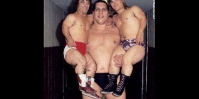 Fue detenido en 1989 por agredir a un camarógrafo de televisión Foto:WWE