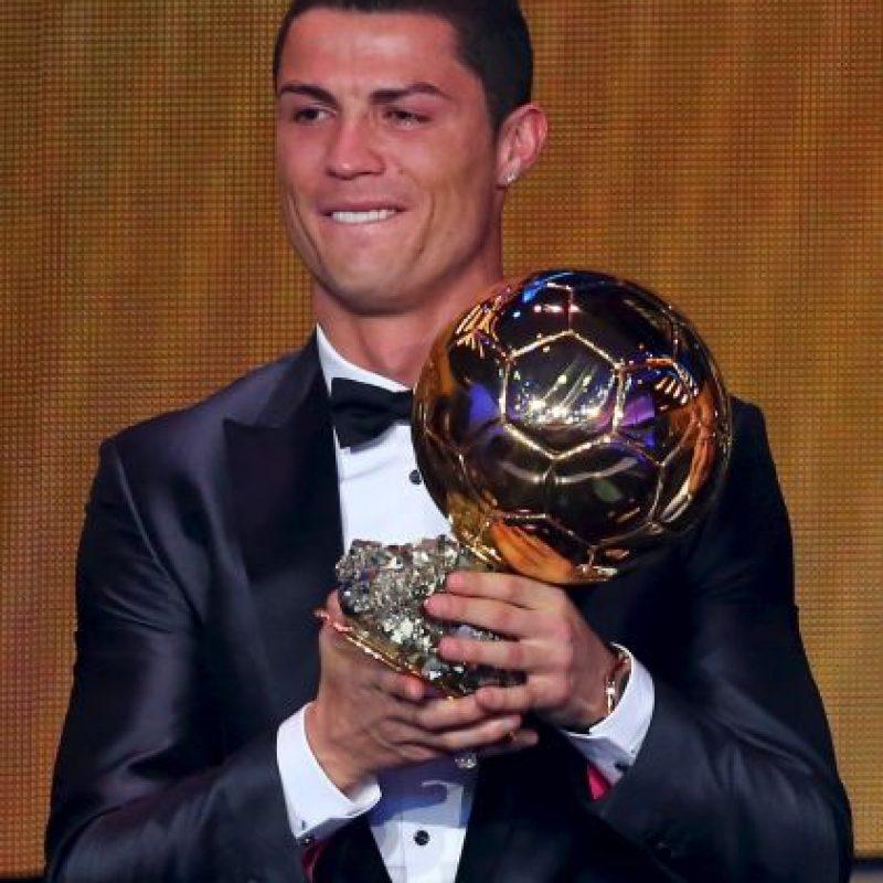 Y CR7 es el actual mejor jugador del mundo, según la FIFA Foto:Getty