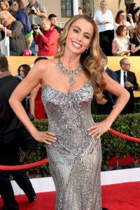 Gracias a su trabajo en la serie televisiva Modern Family, es considerada una de las mejores actrices cómicas de la televisión estadounidense Foto:Getty Images