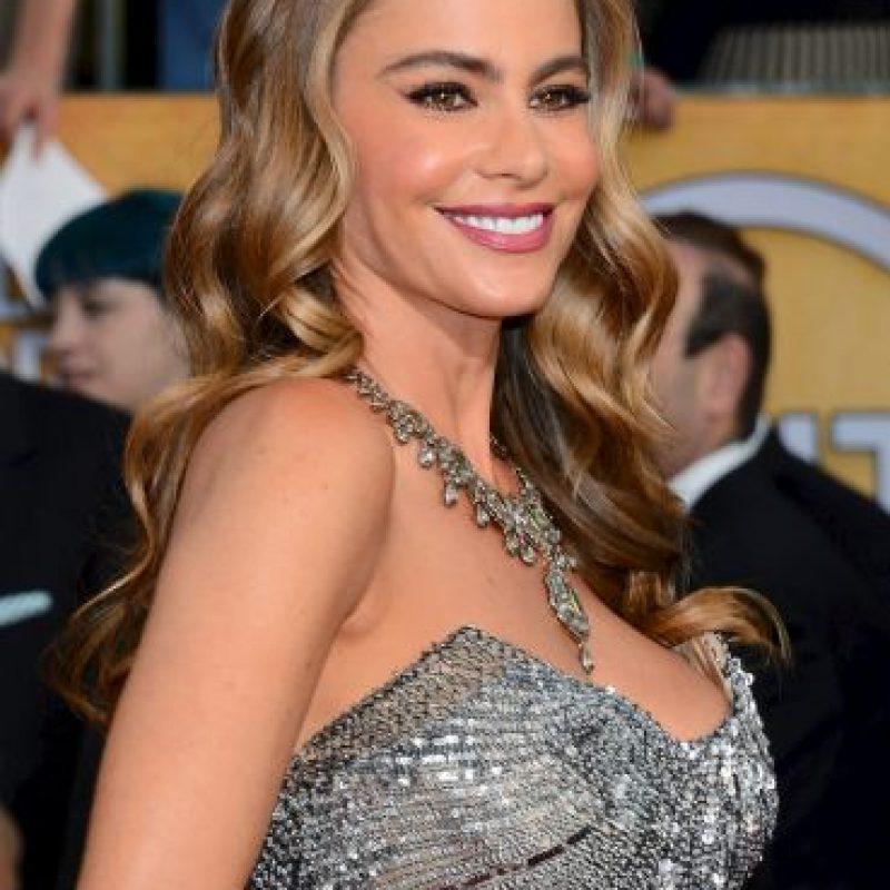 Es la actriz mejor pagada en la televisión estadounidense por tres años consecutivos sumando 37 millones de dólares Foto:Getty Images