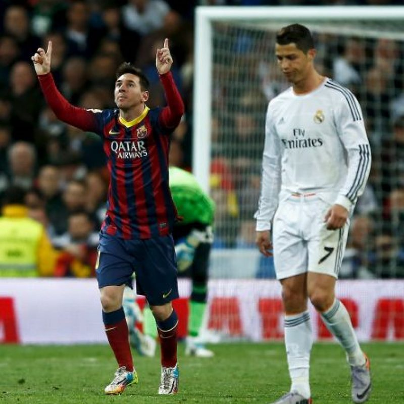 Messi tiene cuatro Balones de Oro Foto:Getty
