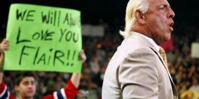 Se entregó a la policía de Carolina del Norte en 2005 Foto:WWE