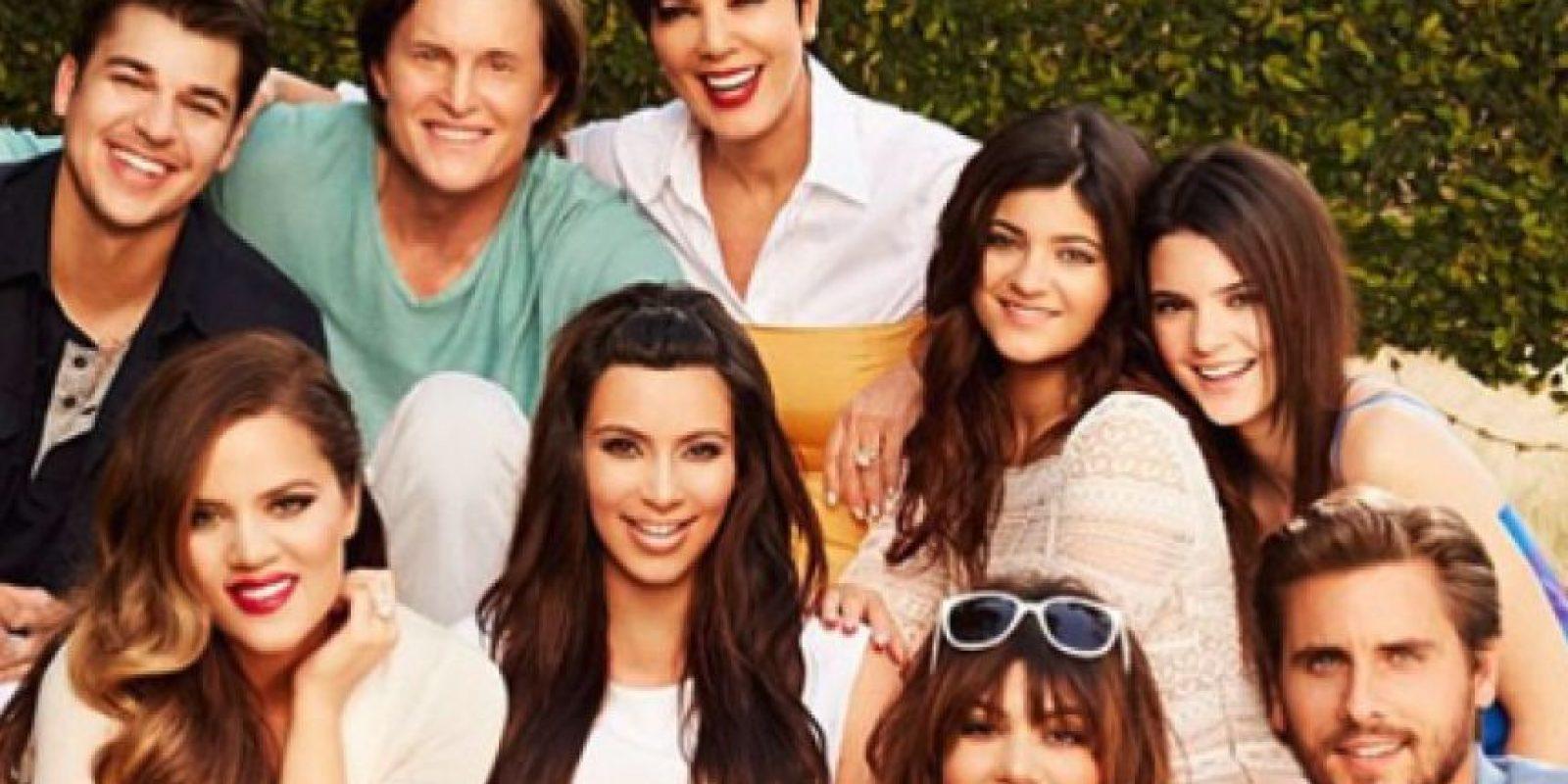 Las Kardashian se han convertido en una de las familias más polémicas de Hollywood. Foto:Instagram/Kris Jenner