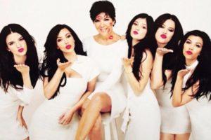 Kris Jenner es la mamá y manager de todos sus hijos. Foto:Instagram/Kris Jenner