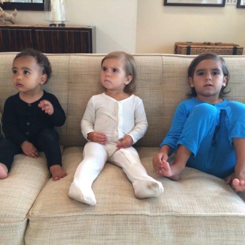 Con el tiempo, se han agregado nuevos miembros a esta familia. Foto:Instagram/Kim Kardashian