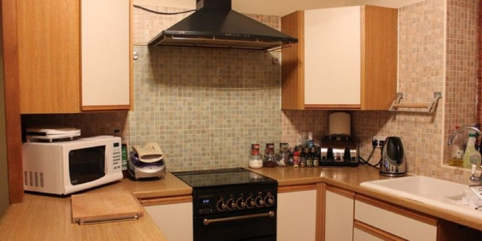 Al saber que en la cocina se encuentran mayor número de bacterias que en el baño, el experto Oxford menciona: Foto:Tumblr.com/tagged/cocina