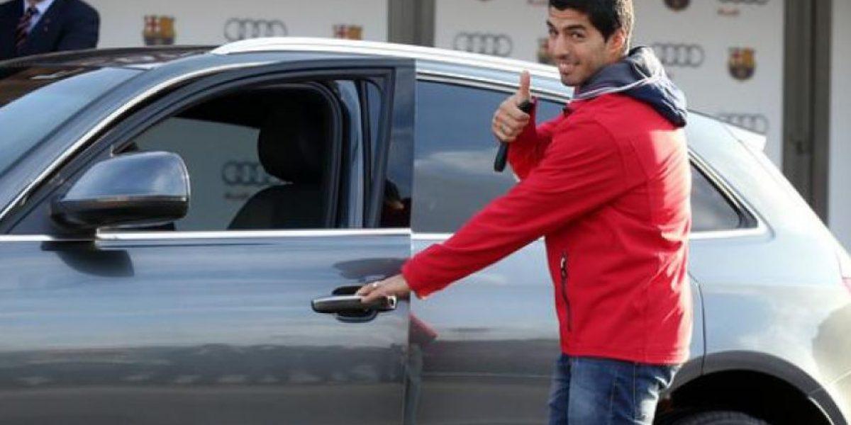 Fotos: Los carros que eligieron en la plantilla del Barcelona