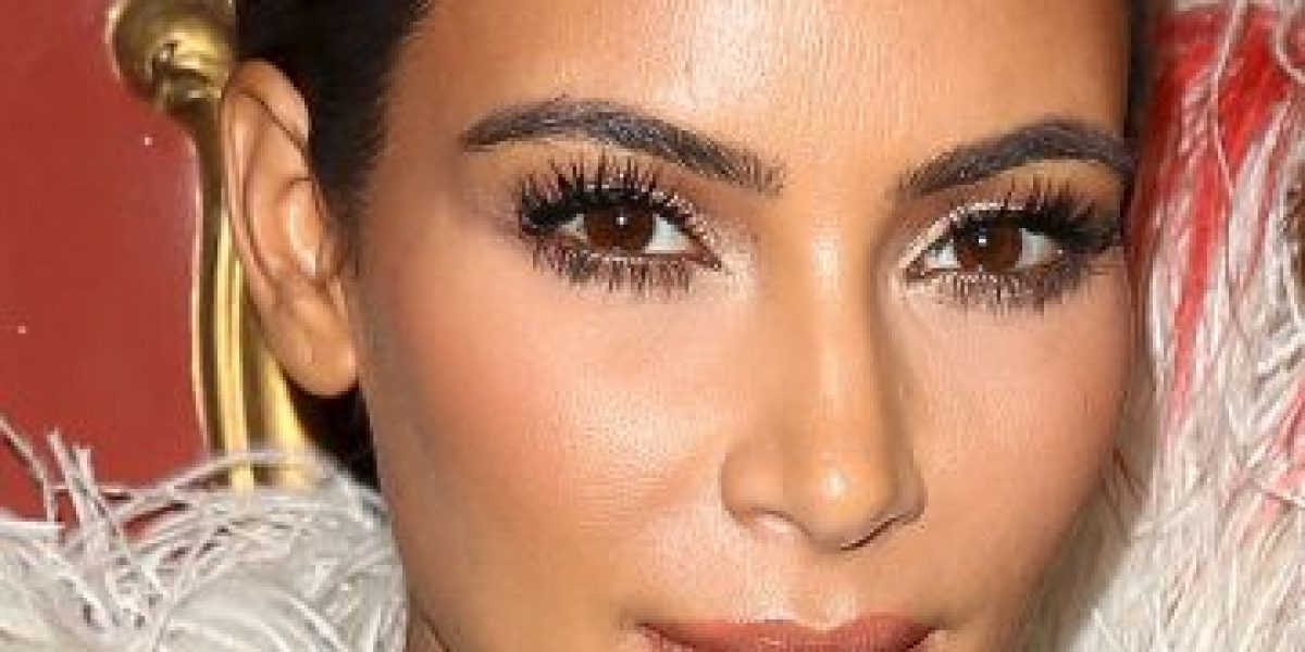FOTO: Kim Kardashian se vuelve importante en el desayuno