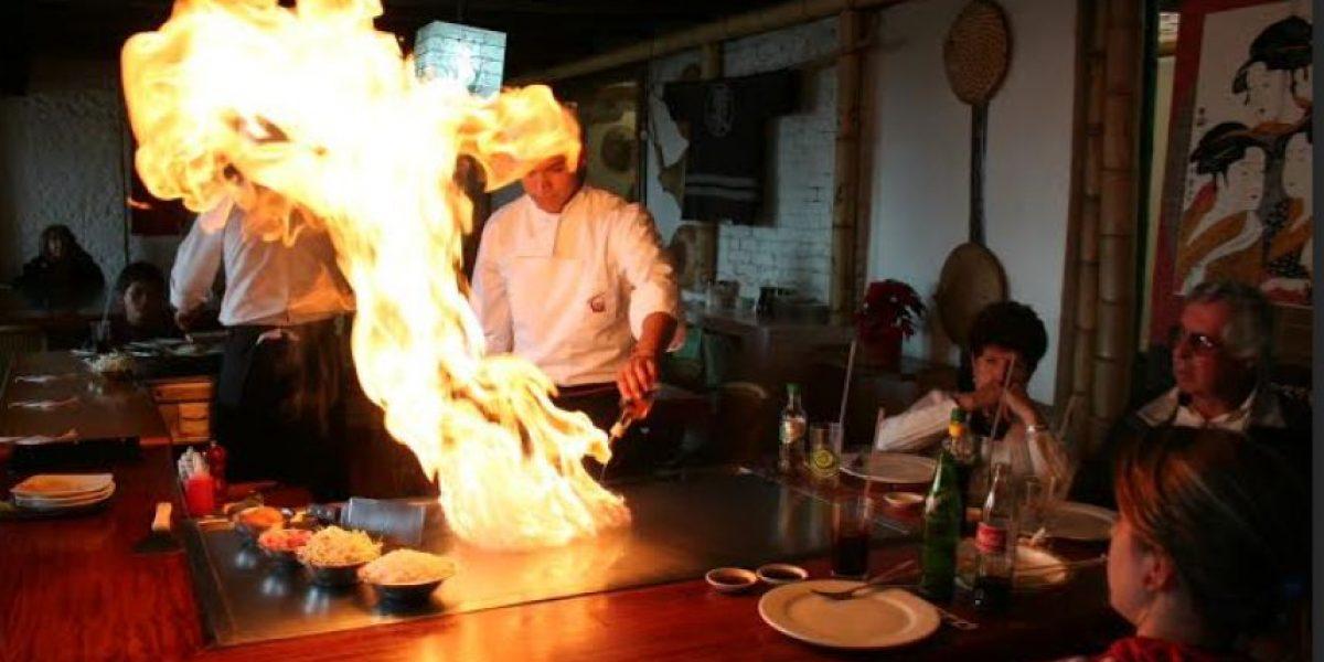 Chía prende los fogones para su festival gastronómico