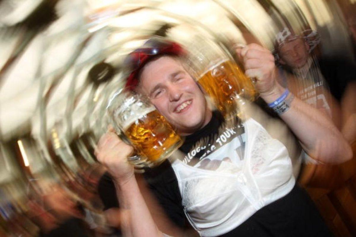 2. El uso nocivo de alcohol es un factor causal en más de 200 enfermedades y trastornos. Foto:Getty Images