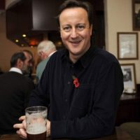 David Cameron, Primer Ministro de Inglaterra Foto: Getty Images