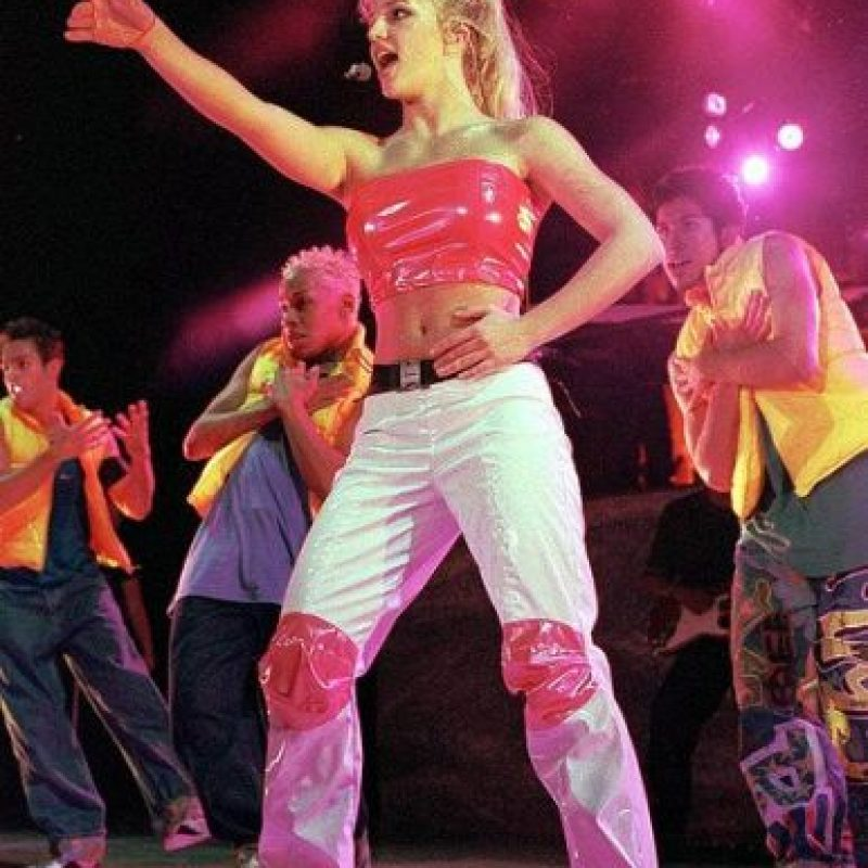 1999 Foto:Britney Spears.com
