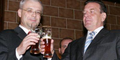 8. El 61,7% de toda la población mundial de 15 o más años no ha probado el alcohol en el último año Foto:Getty Images