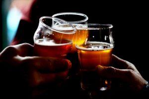7. En 2010 el consumo de alcohol puro per cápita en todo el mundo fue de 6,2 litros entre la población de más de 15 años. Foto:Getty Images