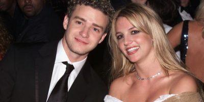 En marzo de 2002, los cantantes terminaron su relación causando gran polémica. Foto:Getty Images