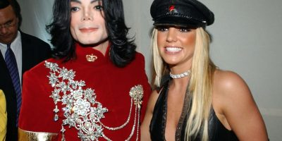Britney Spears y Michael Jackson Foto:Getty Images