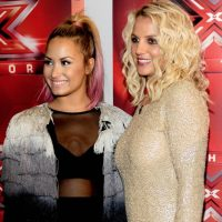 Demi Lovato y Britney Spears Foto:Getty Images