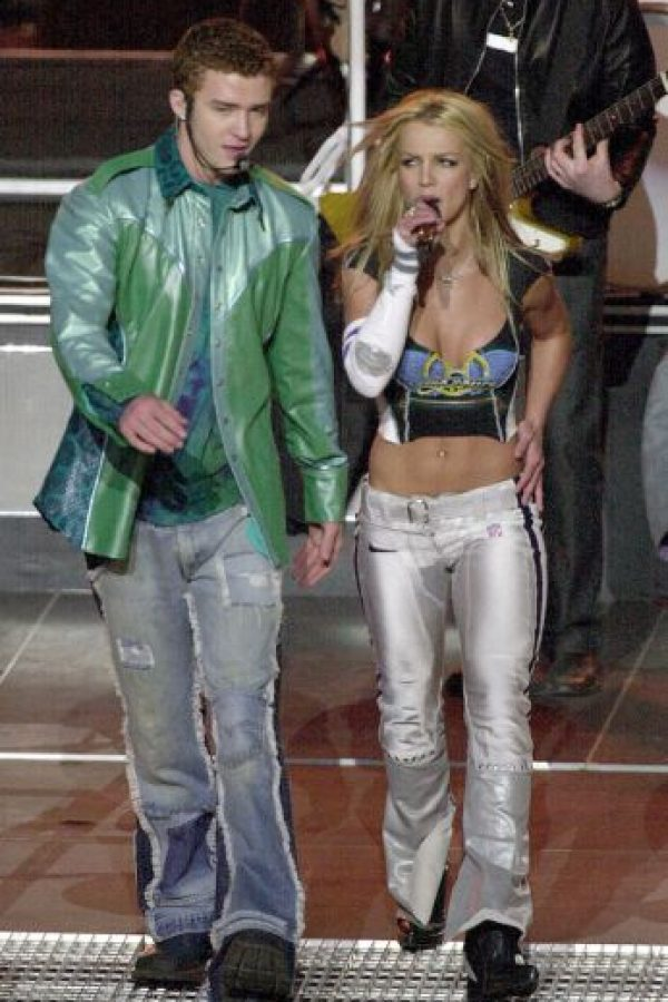 Justin Timberlake y Britney Spears Foto:Getty Images