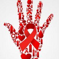 """Mito 7: """"El VIH puede contagiarse por medio del contacto físico (saludos, abrazos, caricias) con una persona que vive con VIH"""". Foto:Tumblr/Tagged/VIH"""