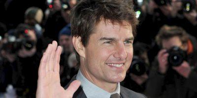 1. Tom. (en la foto, Tom Cruise) Foto:Getty Images
