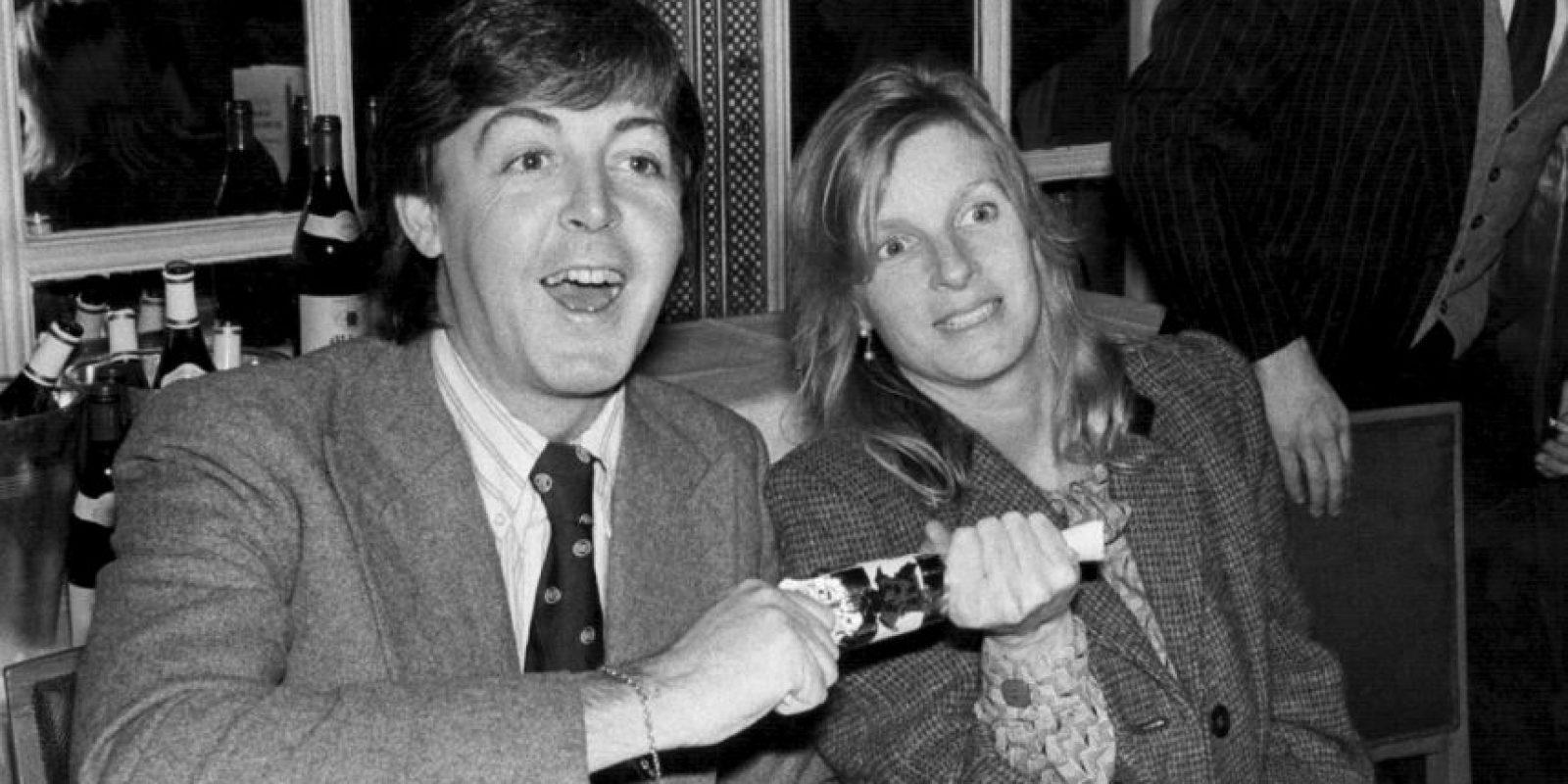 Está vetado en Arabia Saudita (en la foto, Linda Eastman, primera esposa de Paul McCartney) Foto:Getty Images