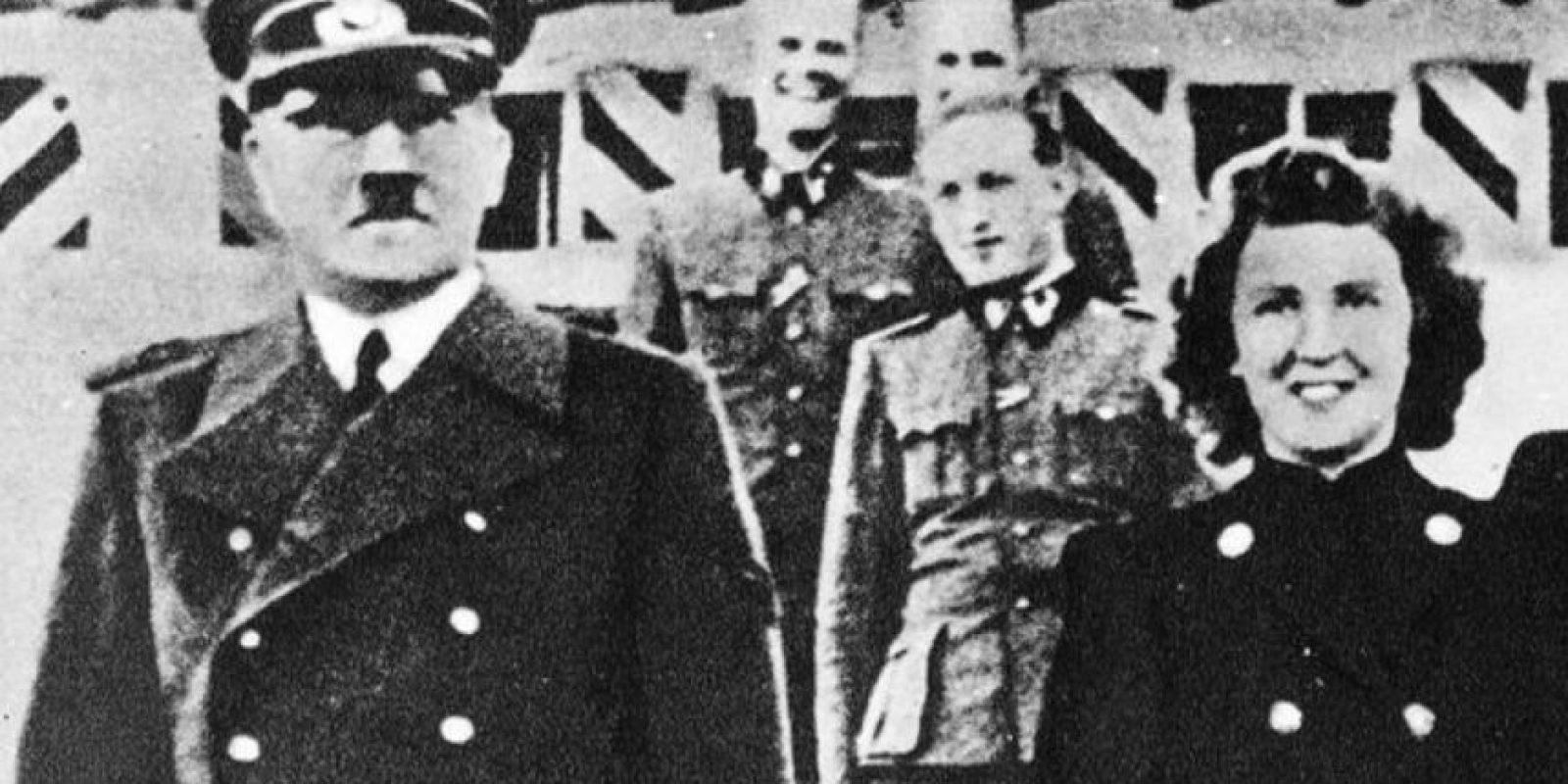 7. Adolfo Hitler Foto:Getty Images