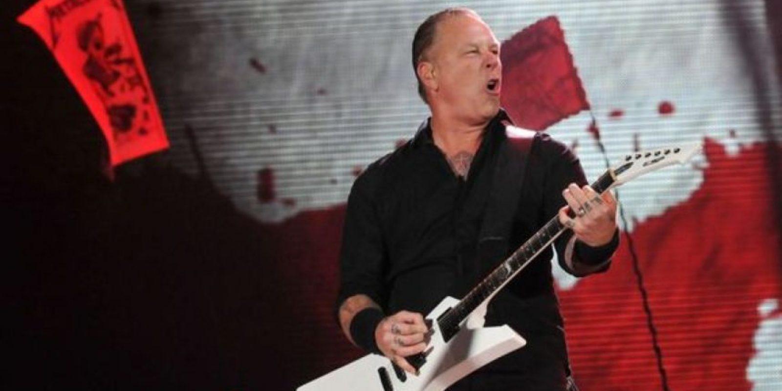 11. Metallica Foto:Getty Images