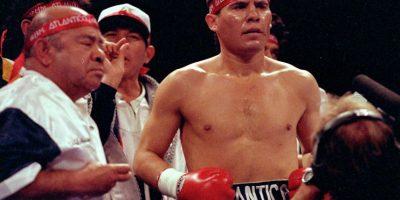 """""""El César del Boxeo"""" Foto:Getty"""