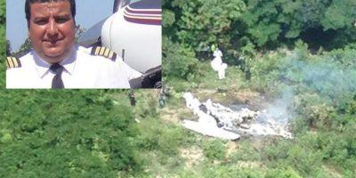 La primera víctima del siniestro fue identificada como Rafael Ávila, piloto de la avioneta. Foto:El Nuevo Día.