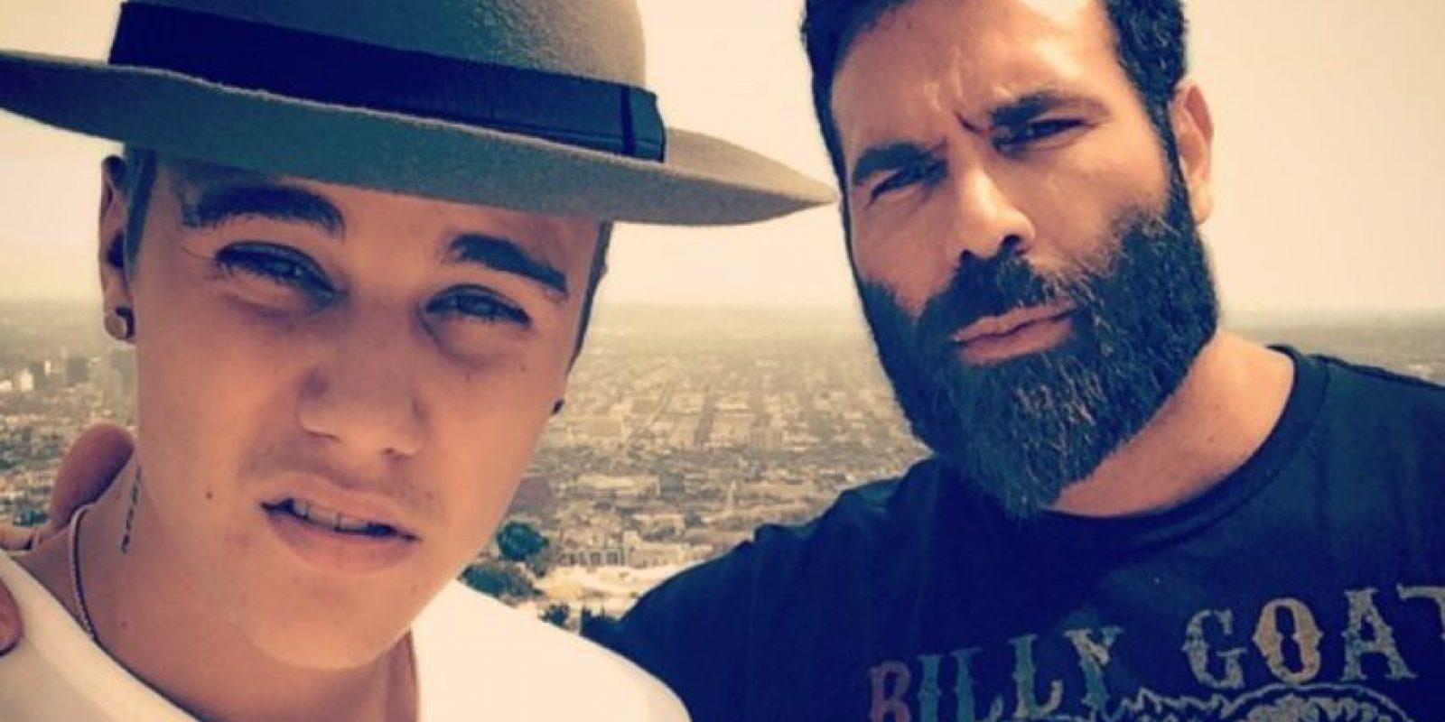 El Rey de Instagram Foto:Instagram: @justinbieber