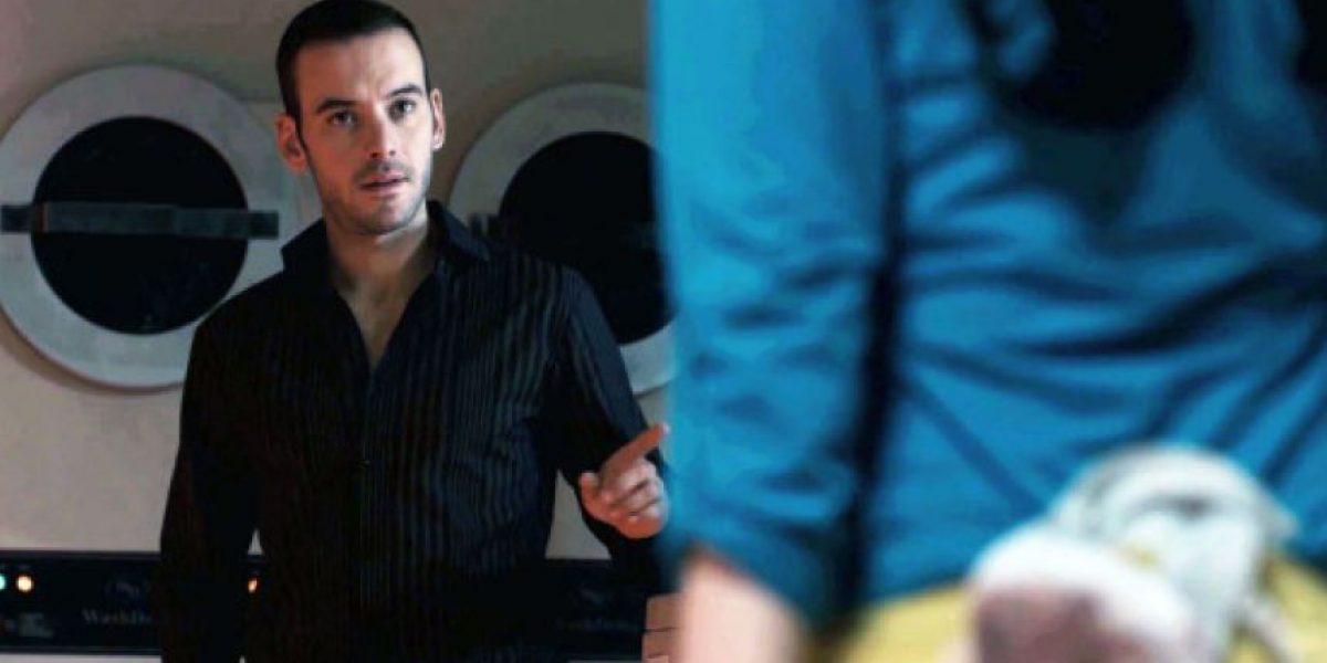 Diego Cadavid se mete en la piel de un vampiro en