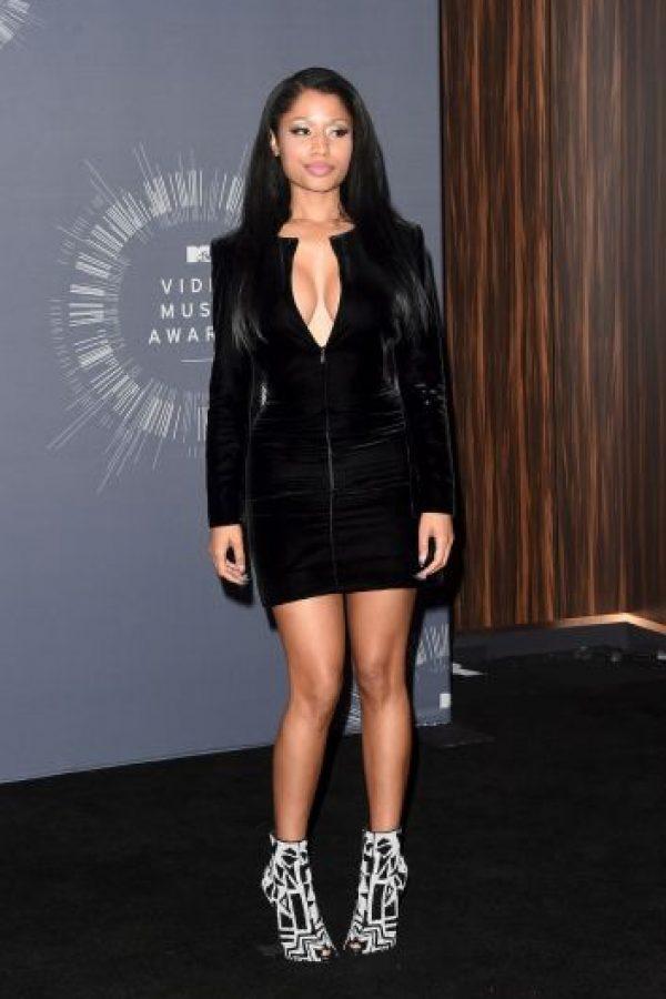 Esto la marcó la segunda artista femenina de hip hop de mayores ventas en una semana Foto:Getty Images