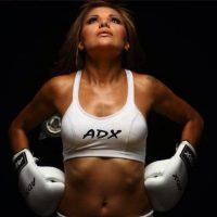 """La peleadora mexicana es conocida como """"La Barbie"""" Foto:Facebook: mariana juarez"""