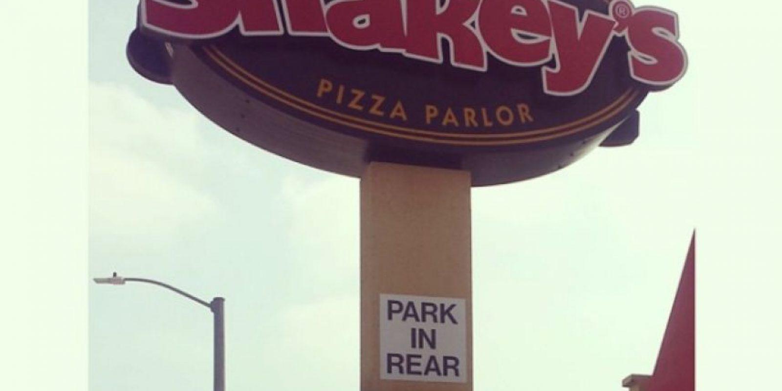 Esta cadena de pizzerias celebró el cumpleaños a la cantante debido a su gran amor por la pizza Foto:Instagram/Katy Perry