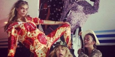 La modelo Cara Delevingne Foto:Instagram/Cara Delevingne